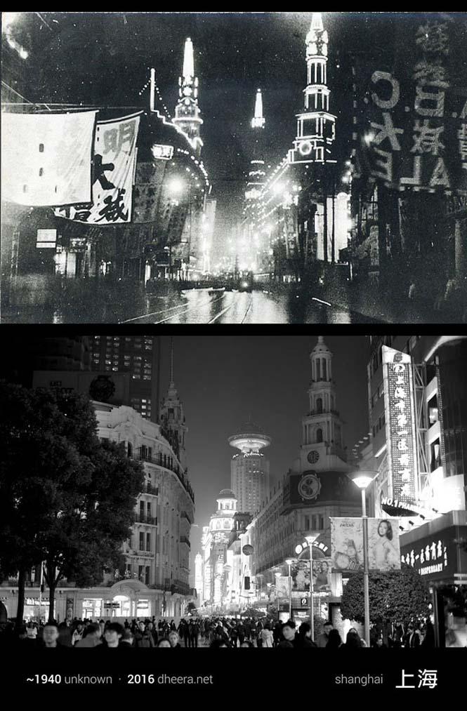 Πόσο άλλαξε η Κίνα μέσα σε 100 χρόνια (5)