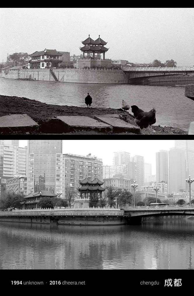 Πόσο άλλαξε η Κίνα μέσα σε 100 χρόνια (6)
