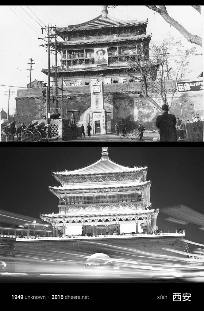 Πόσο άλλαξε η Κίνα μέσα σε 100 χρόνια (10)