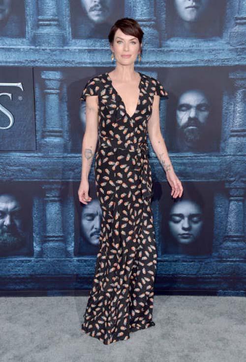 Οι πρωταγωνιστές του Game Of Thrones φόρεσαν τα καλά τους για την πρεμιέρα της 6ης σεζόν (2)