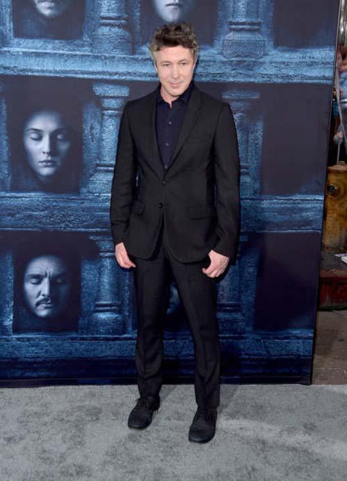 Οι πρωταγωνιστές του Game Of Thrones φόρεσαν τα καλά τους για την πρεμιέρα της 6ης σεζόν (11)
