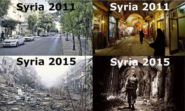 Πως ήταν η Συρία πριν από τον πόλεμο (27)