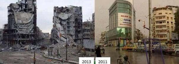 Πως ήταν η Συρία πριν από τον πόλεμο (28)