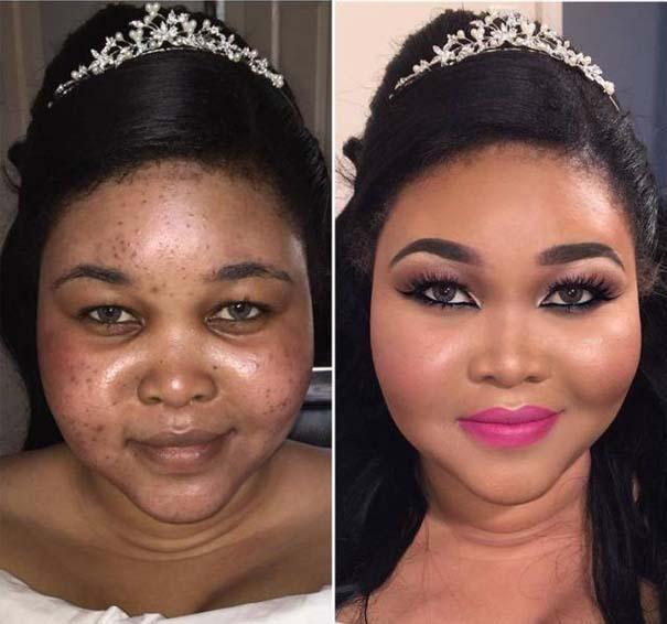 Πως το μακιγιάζ μπορεί να «εξαφανίσει» τα δερματικά προβλήματα των γυναικών (10)