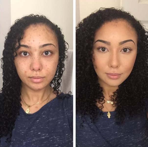 Πως το μακιγιάζ μπορεί να «εξαφανίσει» τα δερματικά προβλήματα των γυναικών (16)