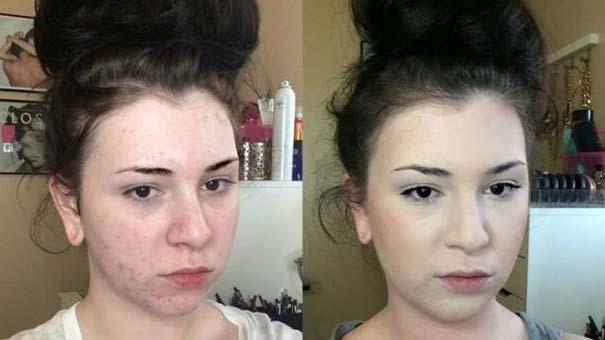 Πως το μακιγιάζ μπορεί να «εξαφανίσει» τα δερματικά προβλήματα των γυναικών (19)
