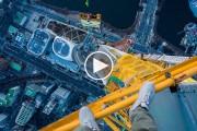Σκαρφαλώνοντας στο ψηλότερο κτήριο της Κορέας
