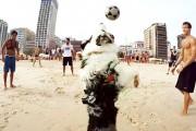Σκύλος μπαλαδόρος στην Βραζιλία
