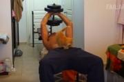 Τα πιο απίθανα Fails στο CrossFit και την γυμναστική