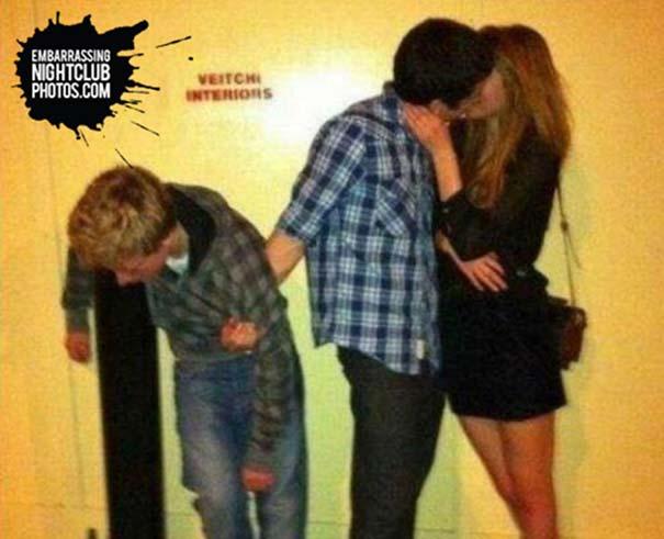 Θεότρελες εικόνες που μπορεί να συναντήσεις μέσα σε ένα club (3)