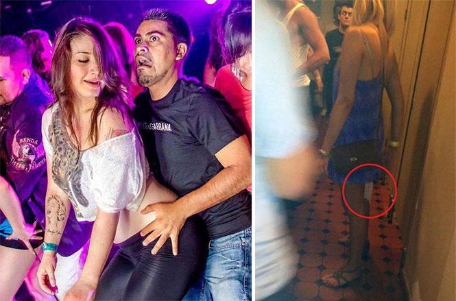 Θεότρελες εικόνες που μπορεί να συναντήσεις μέσα σε ένα club