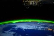 Βόρειο Σέλας από το διάστημα (1)