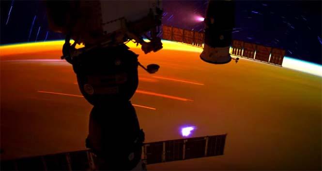 Βόρειο Σέλας από το διάστημα (2)