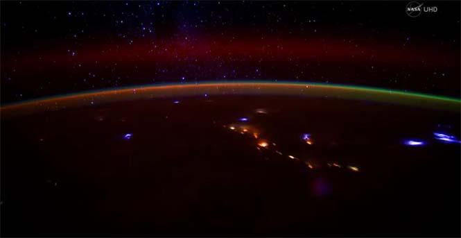 Βόρειο Σέλας από το διάστημα (9)