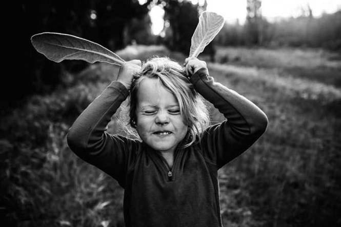 Μητέρα φωτογραφίζει την χωρίς τεχνολογία καθημερινότητα των παιδιών της (3)
