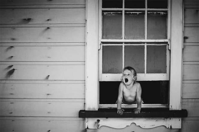 Μητέρα φωτογραφίζει την χωρίς τεχνολογία καθημερινότητα των παιδιών της (7)