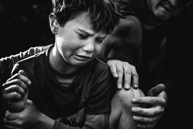Μητέρα φωτογραφίζει την χωρίς τεχνολογία καθημερινότητα των παιδιών της (16)