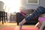 Yoga τρομάζει γάτες