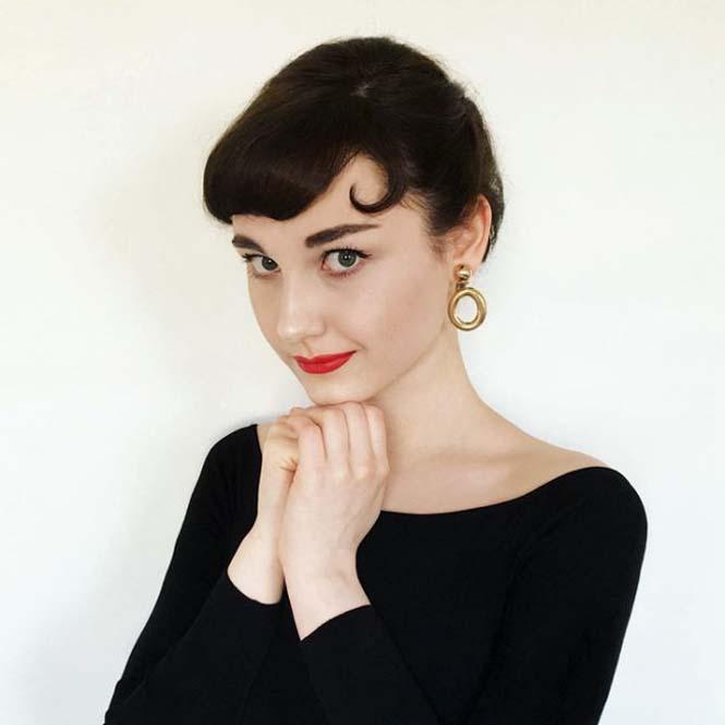 17χρονη έχει ταλέντο στις vintage εμφανίσεις (1)
