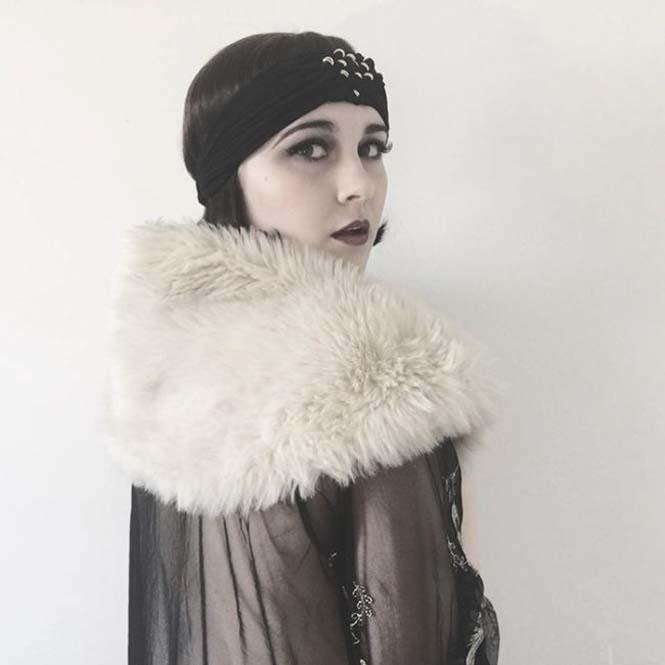17χρονη έχει ταλέντο στις vintage εμφανίσεις (5)