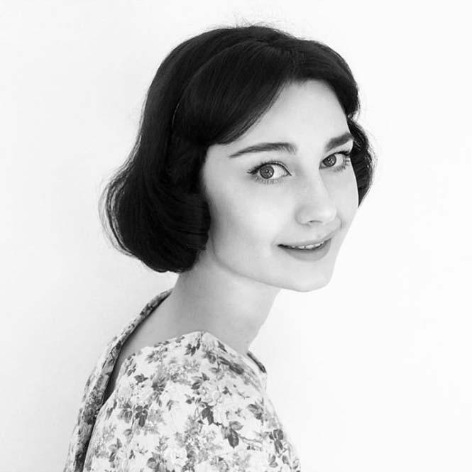 17χρονη έχει ταλέντο στις vintage εμφανίσεις (7)