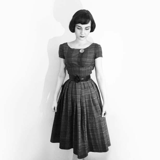 17χρονη έχει ταλέντο στις vintage εμφανίσεις (12)