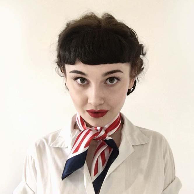 17χρονη έχει ταλέντο στις vintage εμφανίσεις (13)