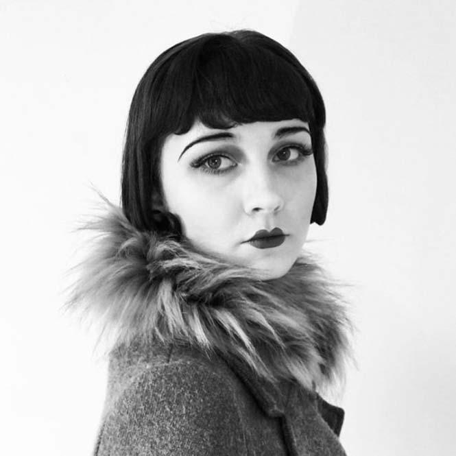 17χρονη έχει ταλέντο στις vintage εμφανίσεις (15)
