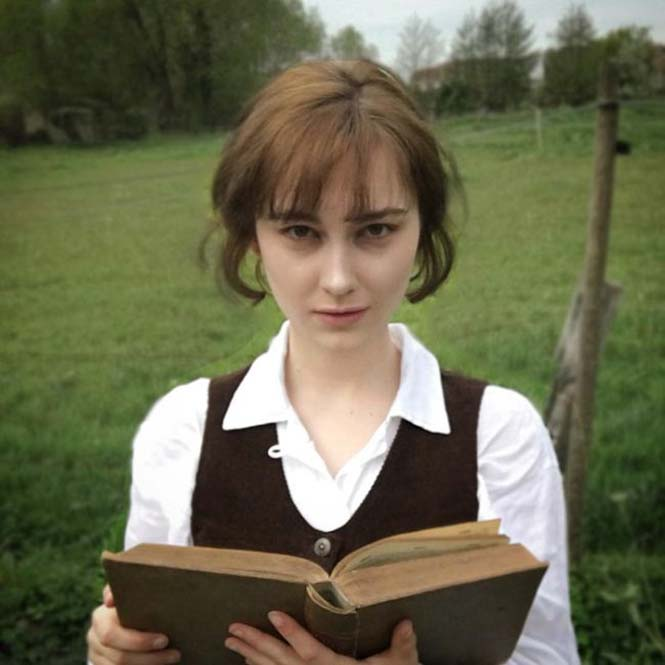 17χρονη έχει ταλέντο στις vintage εμφανίσεις (19)