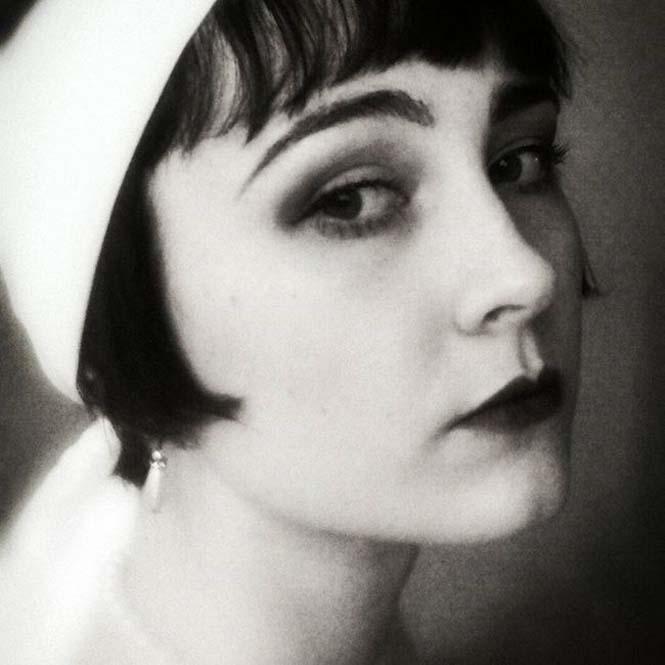 17χρονη έχει ταλέντο στις vintage εμφανίσεις (23)
