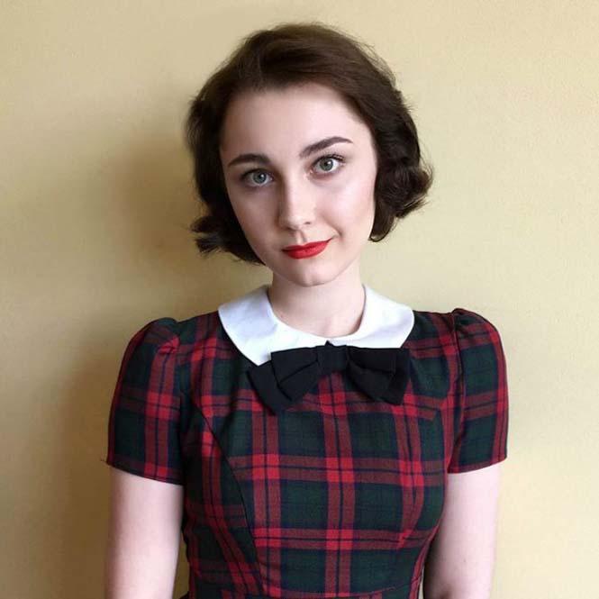 17χρονη έχει ταλέντο στις vintage εμφανίσεις (25)