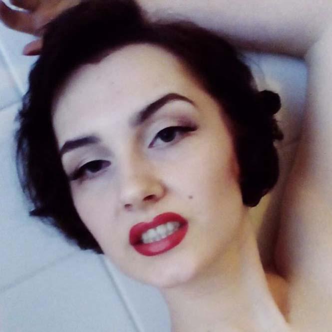 17χρονη έχει ταλέντο στις vintage εμφανίσεις (27)