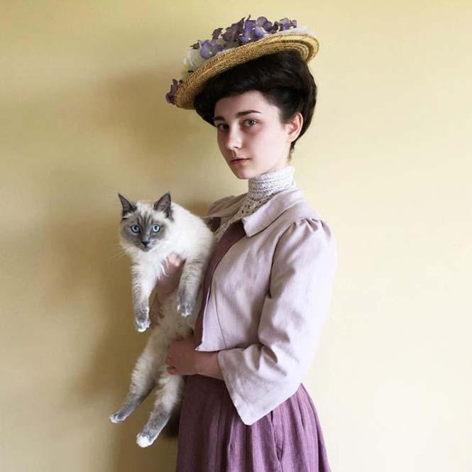 17χρονη έχει ταλέντο στις vintage εμφανίσεις (28)