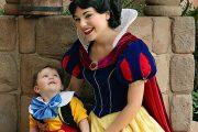 2χρονο αγοράκι με αυτισμό ερωτεύτηκε την Χιονάτη με την πρώτη ματιά