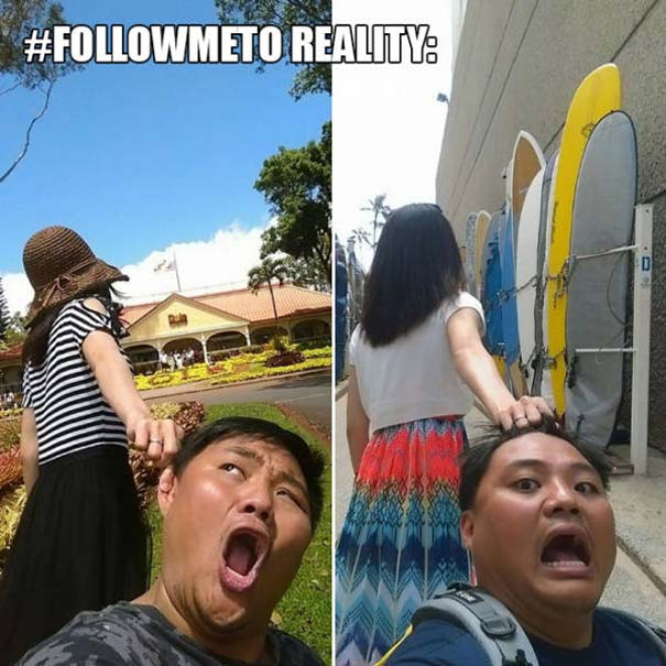 Ακολούθησε με: Προσδοκίες vs Πραγματικότητα (1)