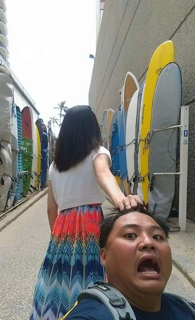 Ακολουθώντας την σύζυγο... (1)