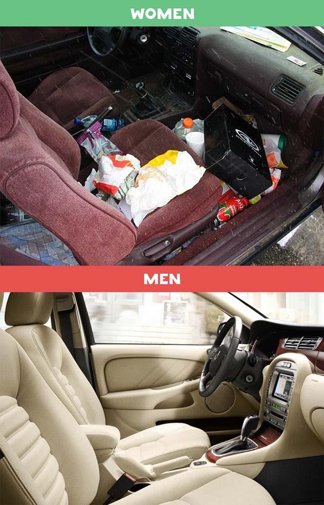 Άνδρες vs Γυναίκες: 10 χιουμοριστικές εικόνες με τις διαφορές των δυο φύλων (4)