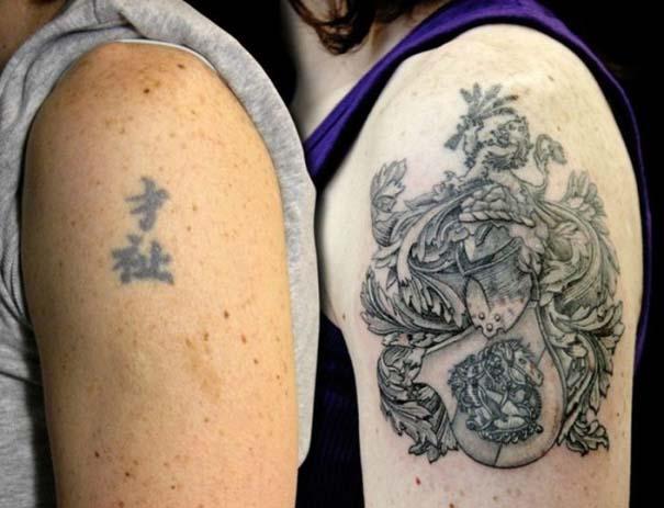 Αποτυχημένα τατουάζ που μετατράπηκαν σε κάτι εντυπωσιακό (17)