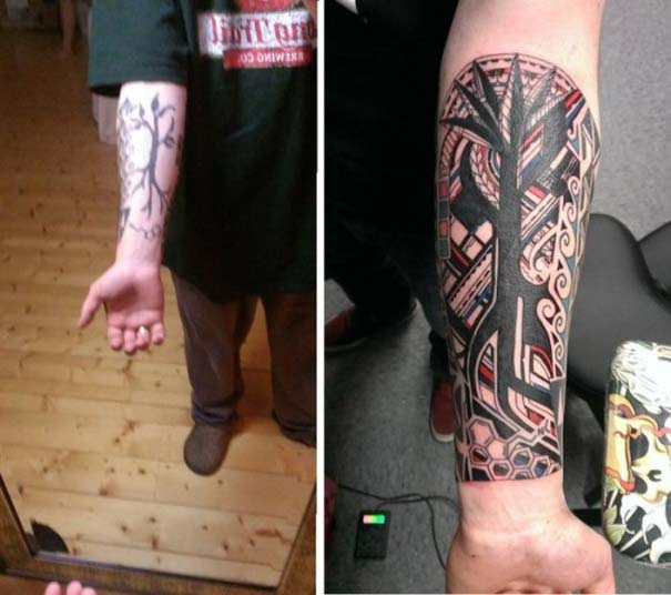 Αποτυχημένα τατουάζ που μετατράπηκαν σε κάτι εντυπωσιακό (18)