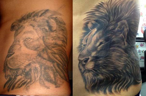 Αποτυχημένα τατουάζ που μετατράπηκαν σε κάτι εντυπωσιακό (19)