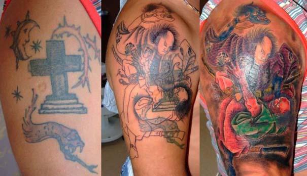 Αποτυχημένα τατουάζ που μετατράπηκαν σε κάτι εντυπωσιακό (21)