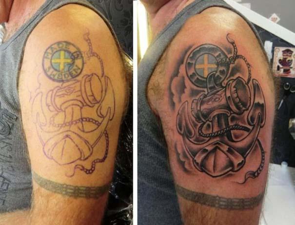 Αποτυχημένα τατουάζ που μετατράπηκαν σε κάτι εντυπωσιακό (22)