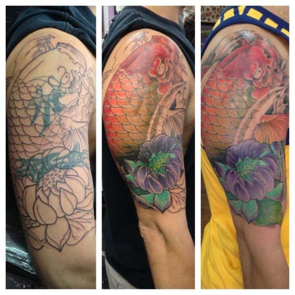 Αποτυχημένα τατουάζ που μετατράπηκαν σε κάτι εντυπωσιακό (24)