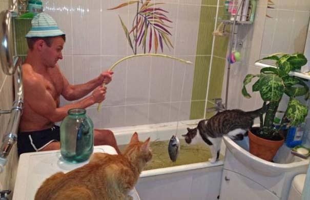 Αστεία και παράξενα στο μπάνιο (12)