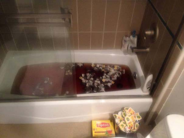 Αστεία και παράξενα στο μπάνιο #2 (14)