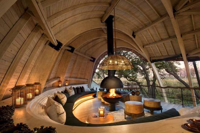 Η Μποτσουάνα διαθέτει ένα από τα κορυφαία ξενοδοχεία άγριας φύσης (1)