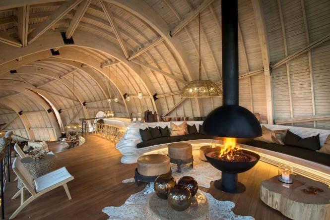 Η Μποτσουάνα διαθέτει ένα από τα κορυφαία ξενοδοχεία άγριας φύσης (2)