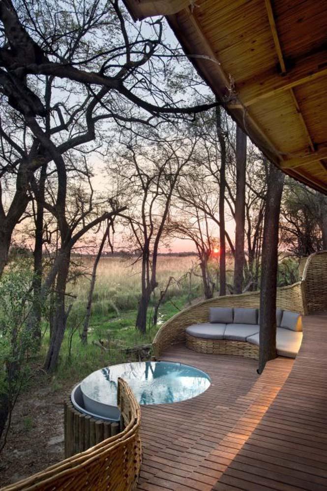 Η Μποτσουάνα διαθέτει ένα από τα κορυφαία ξενοδοχεία άγριας φύσης (26)
