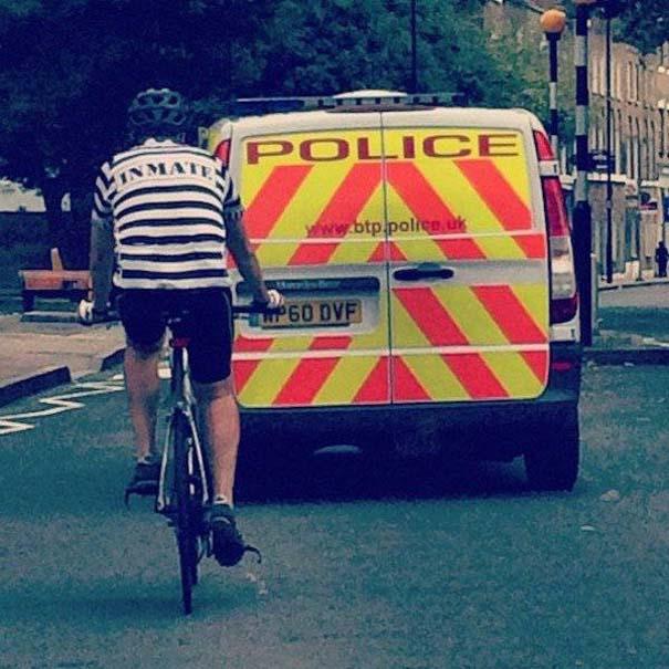 Διασκεδαστικές στιγμές με την μητροπολιτική αστυνομία του Λονδίνου (1)