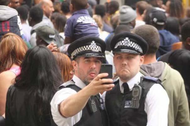 Διασκεδαστικές στιγμές με την μητροπολιτική αστυνομία του Λονδίνου (4)